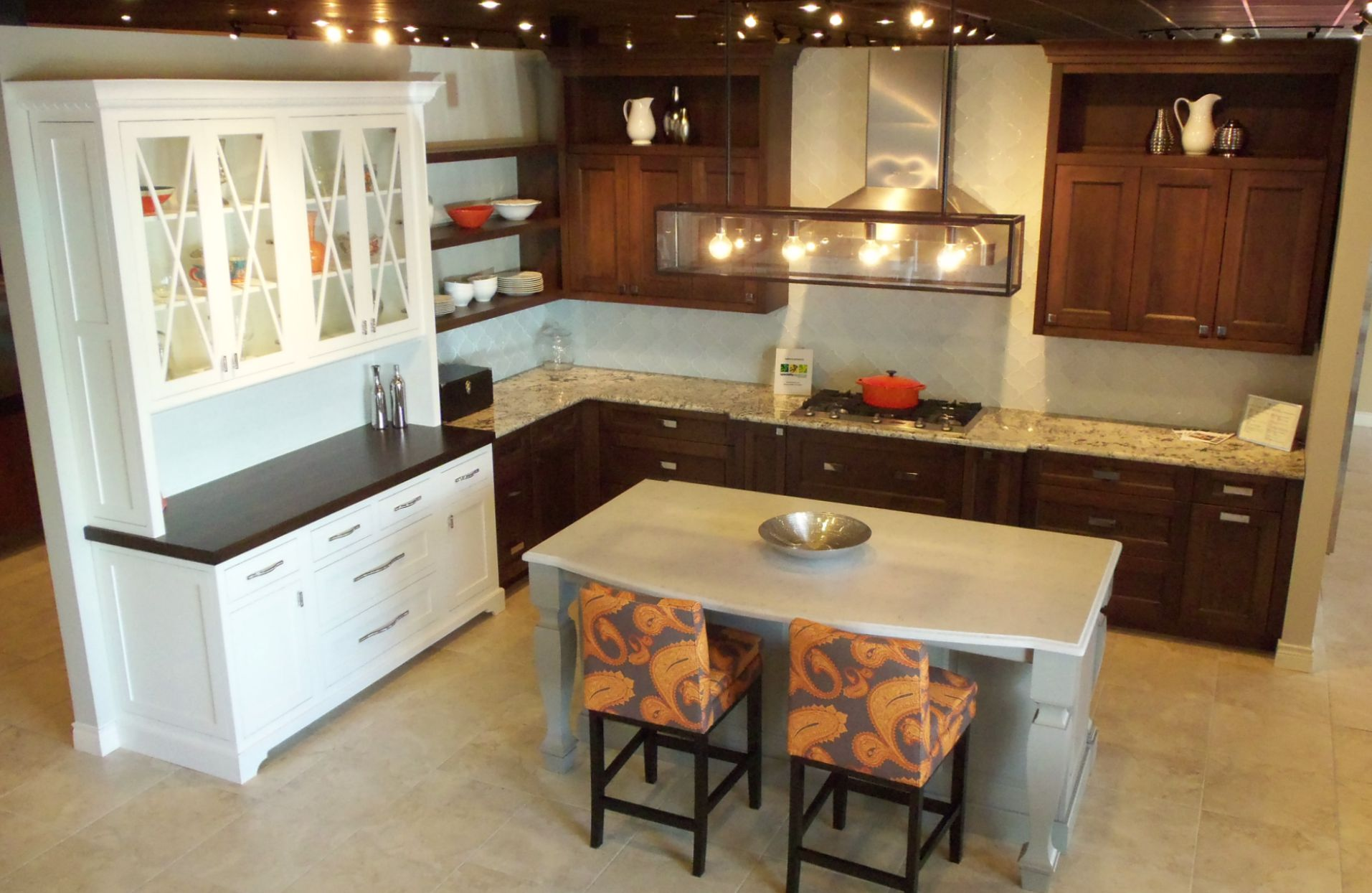 Denver Cabinet Showroom Featuring Medallion Cabinetry
