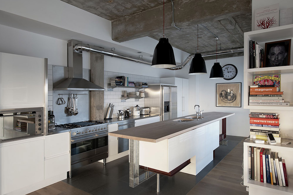 20 Nov Going Urban: Achieving An Industrial Chic Kitchen Design