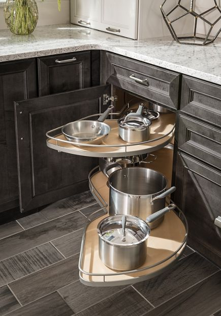 BKC Kitchen and Bath | Options for Maximizing Your Corner Kitchen ...