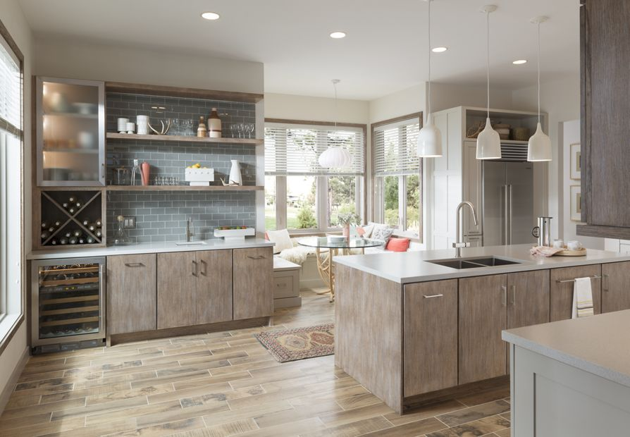 Photo Credit L Bella Kitchen By Medallion Cabinetry